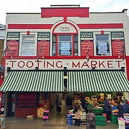 Tooting cool neighbourhood, Will Jones.j