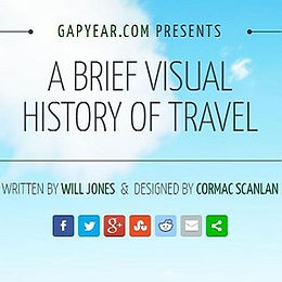 Brief Visual History of Travel, Will Jon