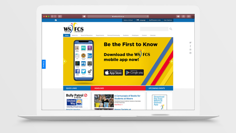 WS/FCS Mobile Application
