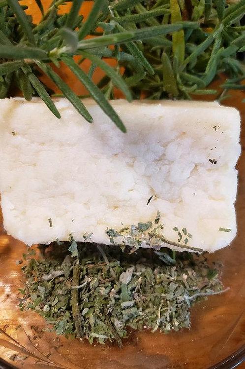 Rosemary & Sage Shampoo Bar
