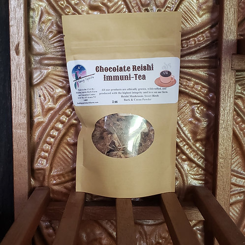 Chocolate Reishi Immuni-Tea Blend