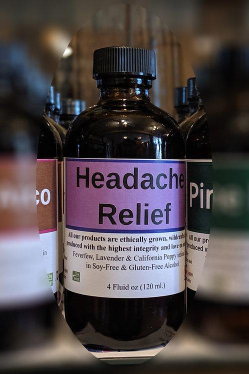 Headache Relief Tincture