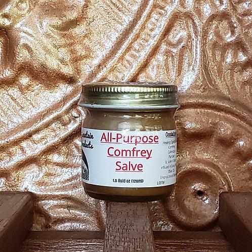 All-Purpose Comfrey Salve