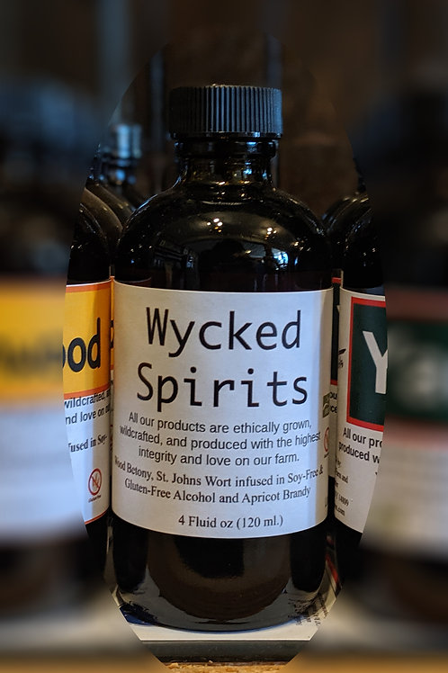 Wycked Spirits Tincture