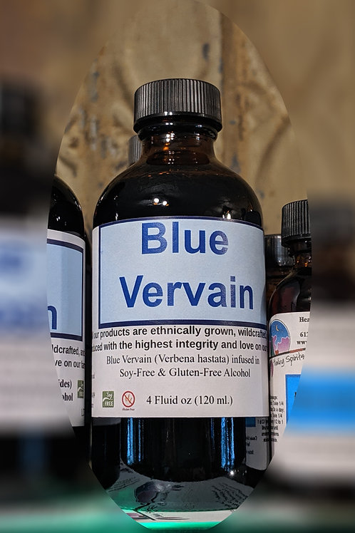 Blue Vervain Tincture