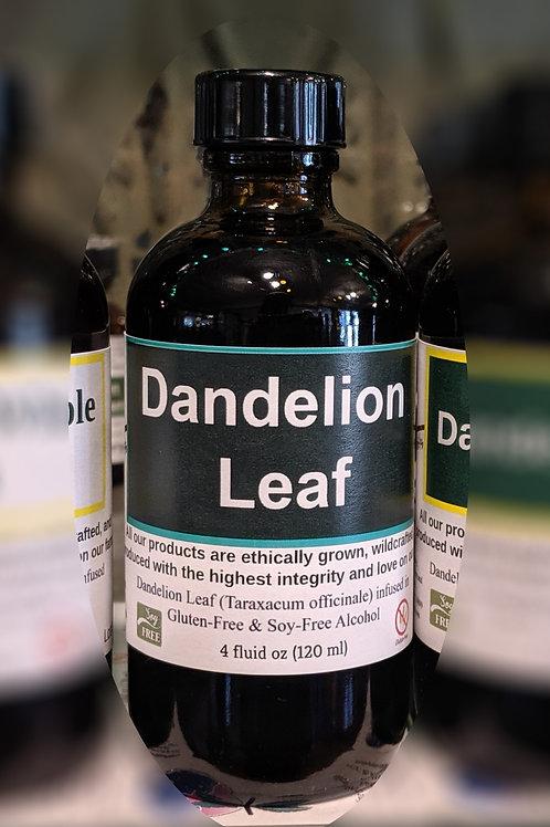 Dandelion Leaf Tincture