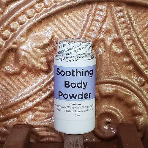 Soothing Body Powder