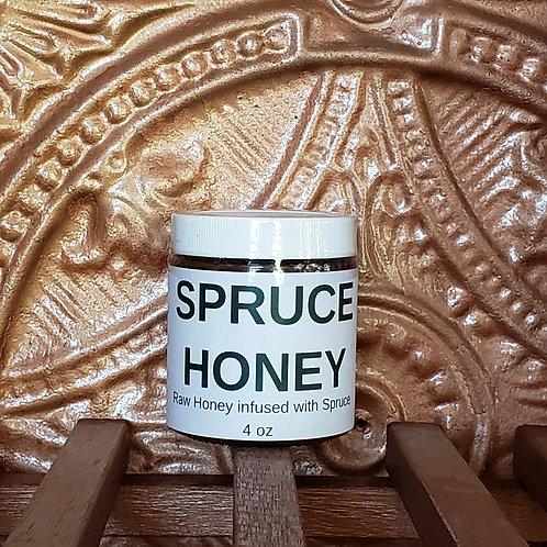Spruce Honey