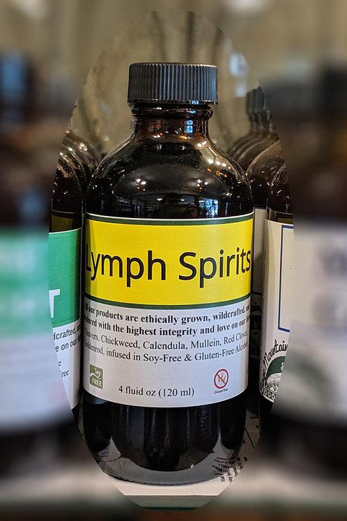 Lymph Spirits Tincture