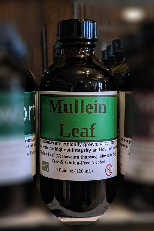 Mullen Leaf Tincture