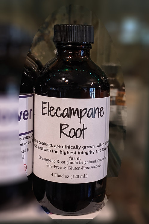Elecampane Root Tincture