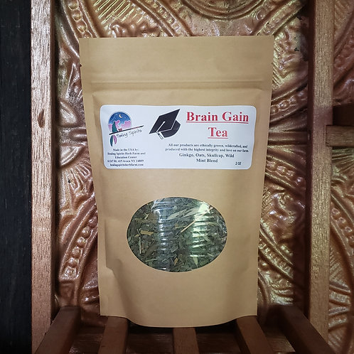 Brain Gain Tea Blend