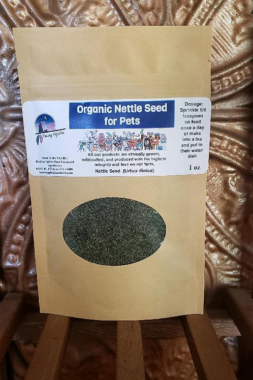 Nettle Seed for Pets