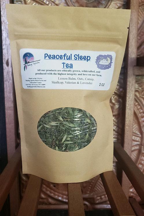 Peaceful Sleep Tea Blend