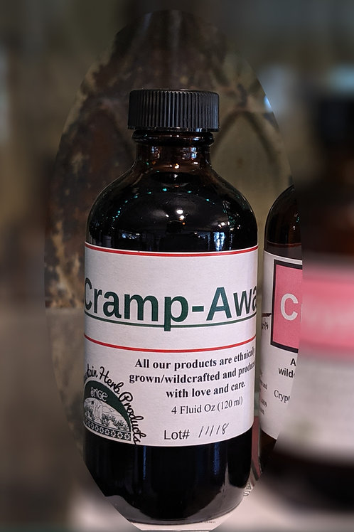 Cramp-Away Tincture