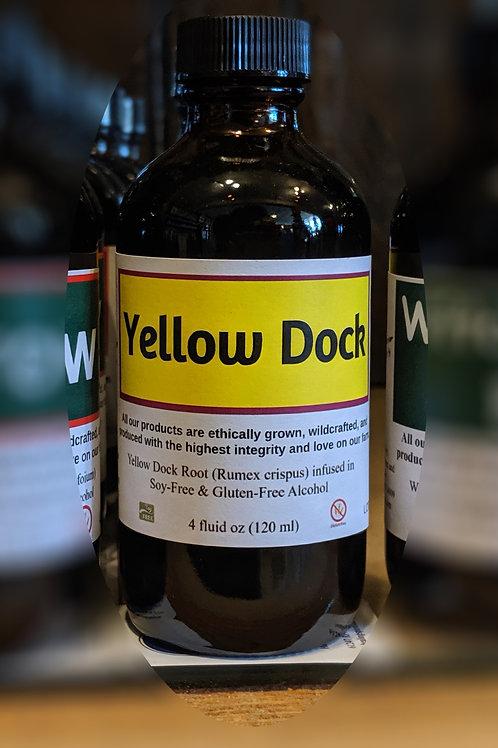 Yellow Dock Tincture