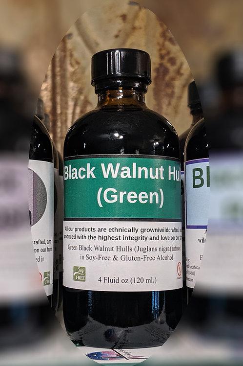 Black Walnut Hulls Tincture