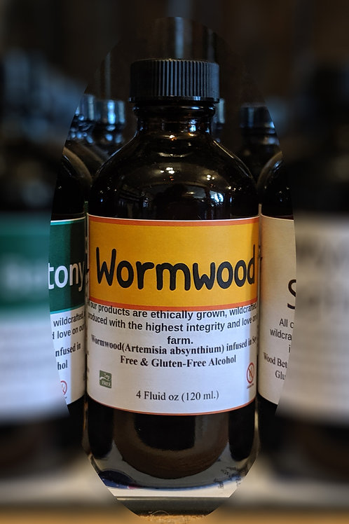 Wormwood Tincture