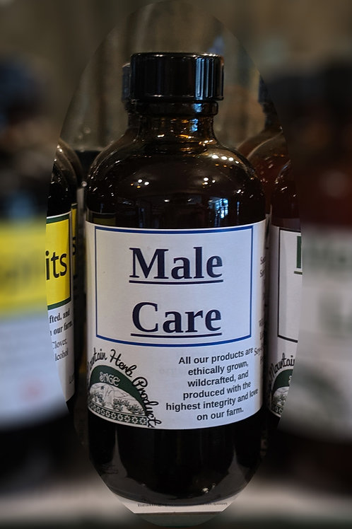 Male Care Tincture