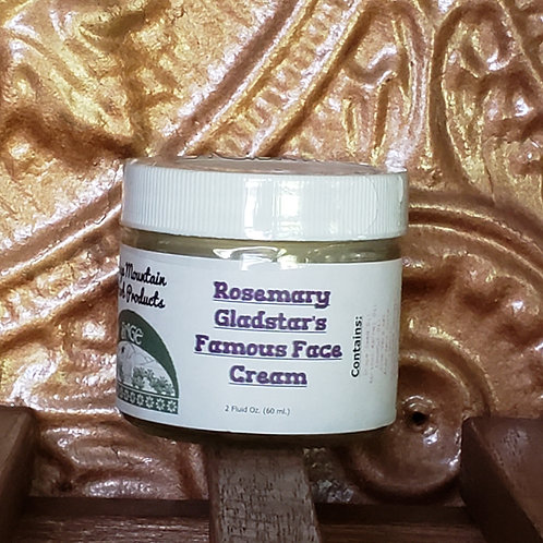 Rosemary Gladstar's Famous Face Cream