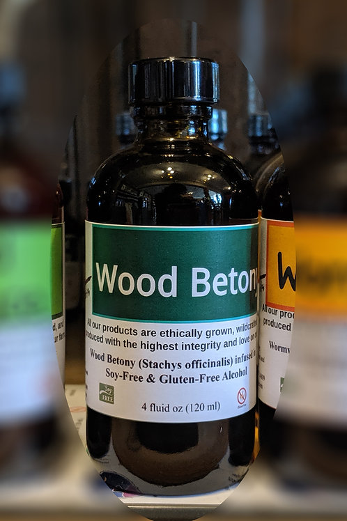 Wood Betony Tincture
