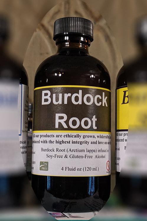 Burdock Root Tincture