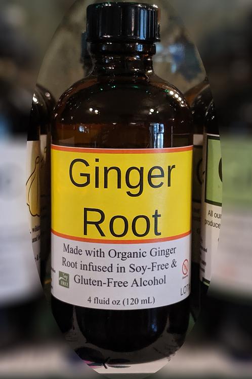 Ginger Tincture