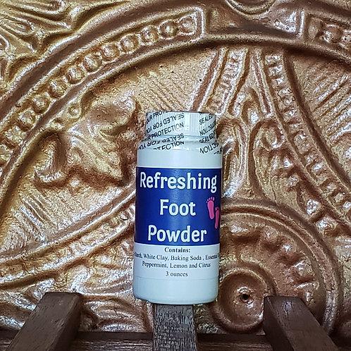 Refreshing Foot Powder