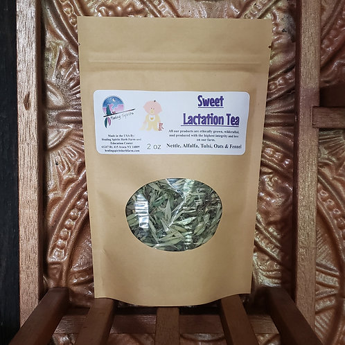 Sweet Lactation Tea Blend