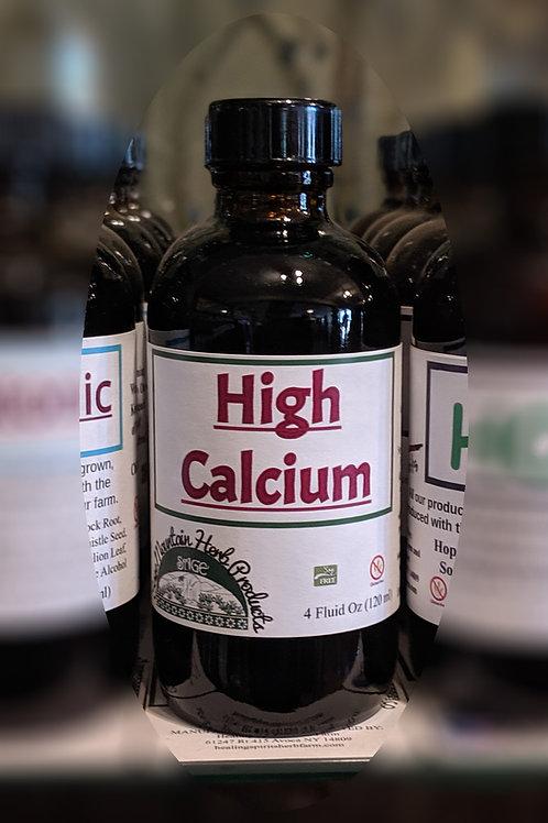 High Calcium Tincture