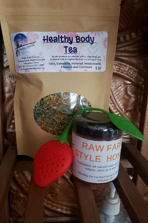 Healthy Body Tea Set