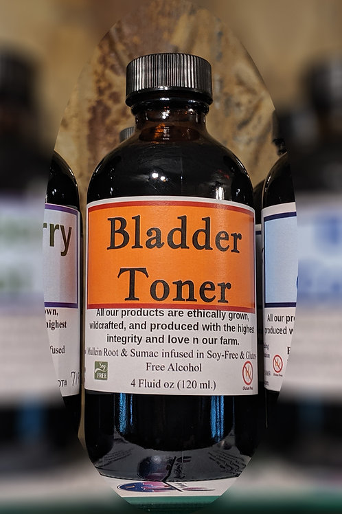 Bladder Toner Tincture