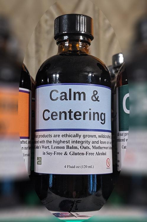 Calm & Centering Tincture