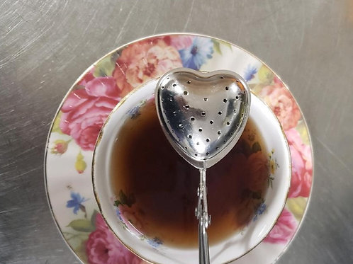 Tea Infuser, Heart Shape