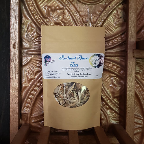 Radiant Aura Tea Blend