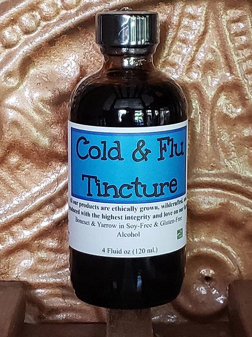 Cold & Flu Tincture