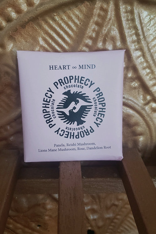 Prophecy Chocolate - Heart ~ Mind