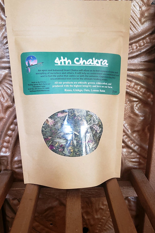 4th Chakra Tea Blend