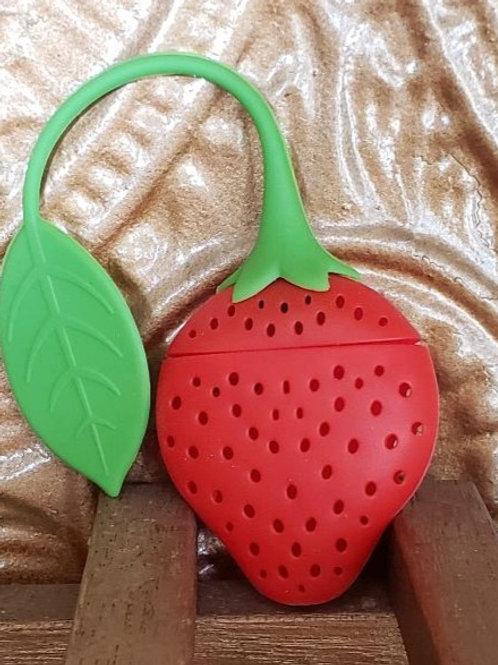 Tea Infuser, Strawberry