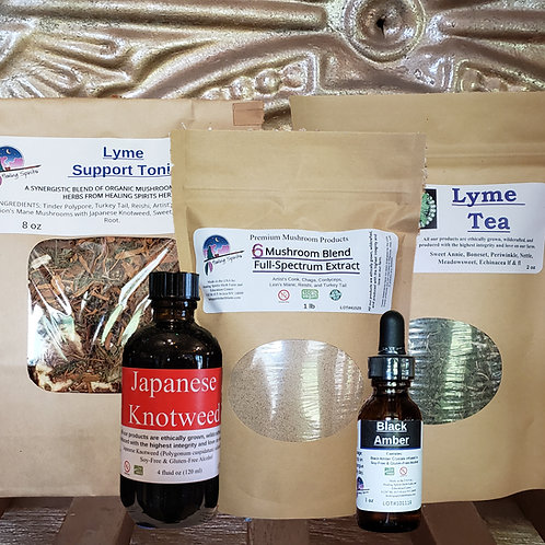 Lyme Care Package