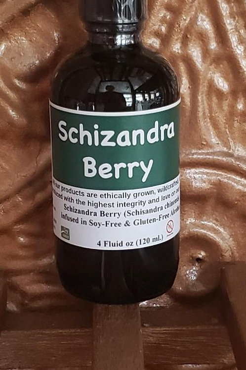 Schizandra Berry Tincture