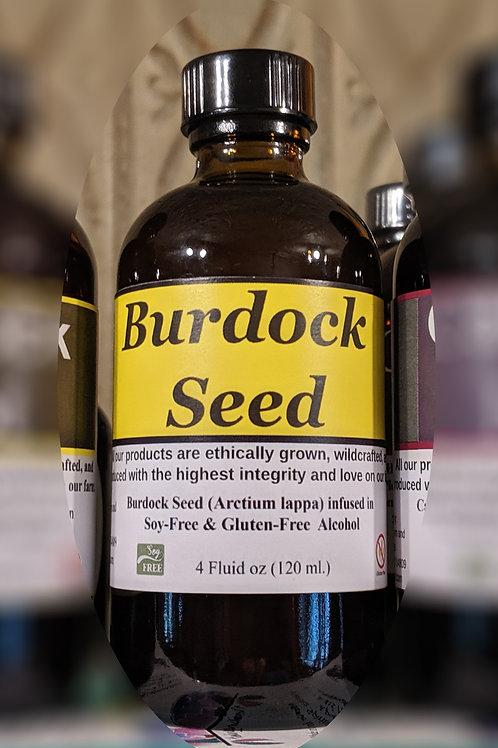 Burdock Seed Tincture