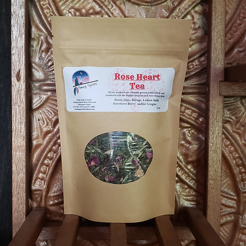 Rose Heart Tea Blend