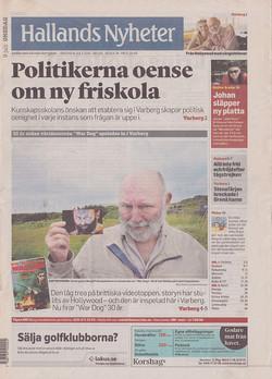 140709-Hallands_Nyheter-Margareta_Svensson_Riggs-Från_Hollywood_med_sånglektioner-Cover-72