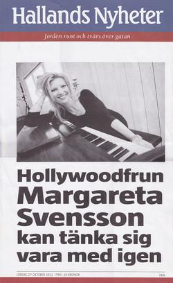 121019-Hallands_Nyheter-Margareta_Svensson_Riggs-Hollywoodfrun_Margareta_Svensson_kan_tänka_sig_vara
