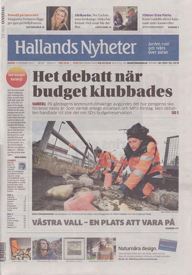 151118-Hallands_Nyheter-Margareta_Svensson_Riggs-Parodi_på_internet-cover-72