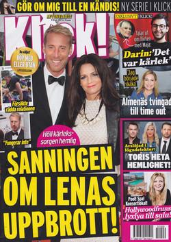 151009- Aftonbladet Klick-Margareta Svensson Riggs-Hollywoodfruns lyxlya till salu-cover