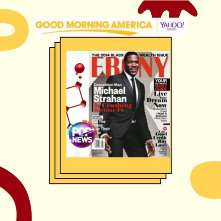 Good Morning America - Michael Strahan.p