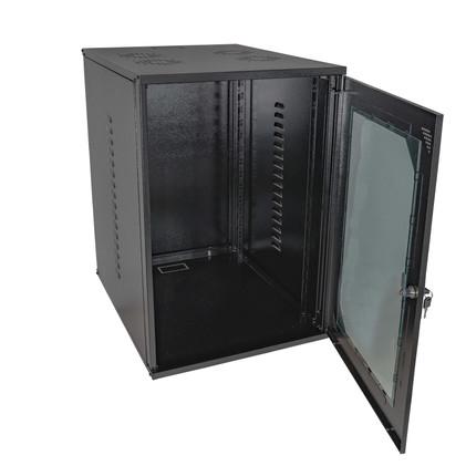 Mini Rack 19 Parede Aberto 016U Desmontável ProtectM