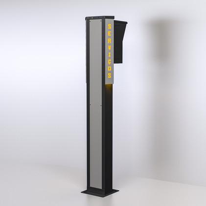 Totem LED Amarelo - Frente 30cm - Servicos 2.jpg